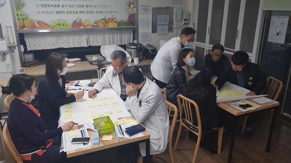 파인힐 병원, 성공적인 조직 문화 정착을 위한 교육을 통해 교육생들에게 큰 반응을 이끌어 내다.
